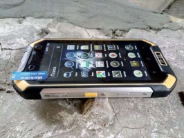 Blackview bv6000 Yellow